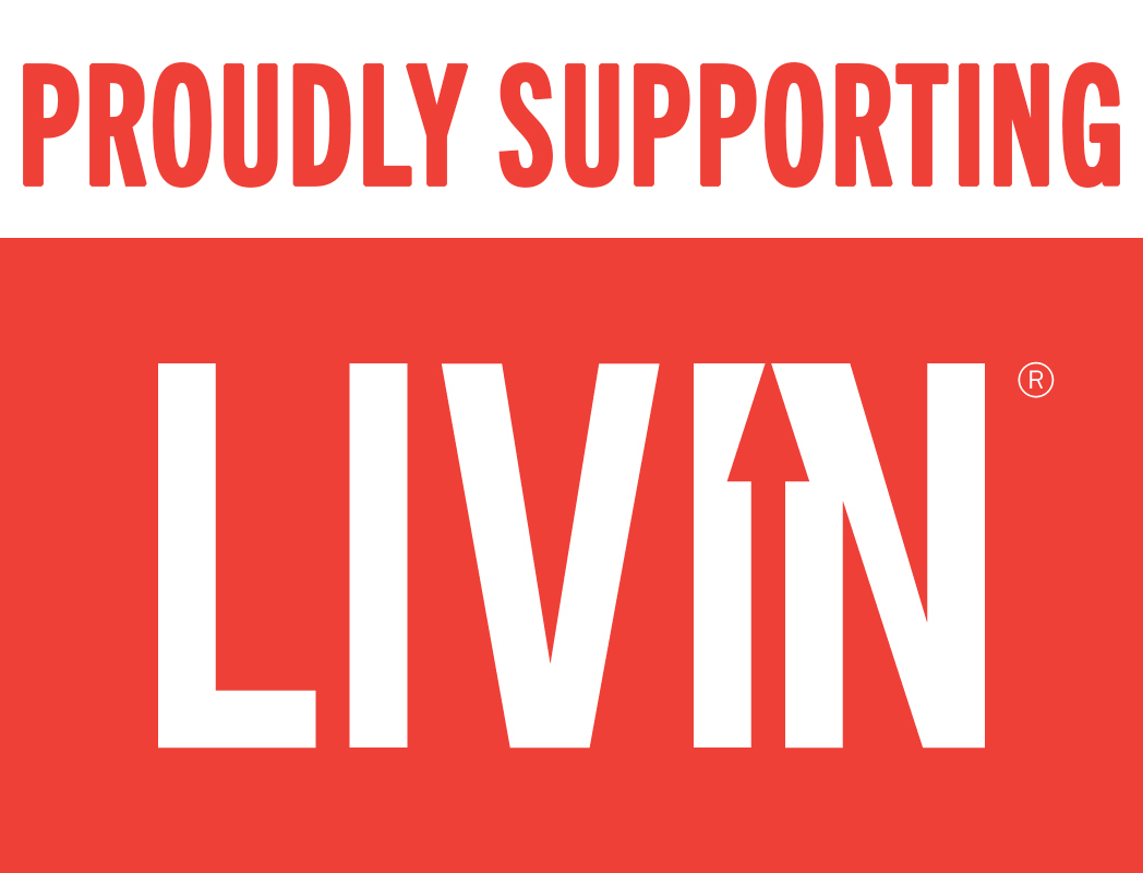 Blink Finance proudly support LIVIN